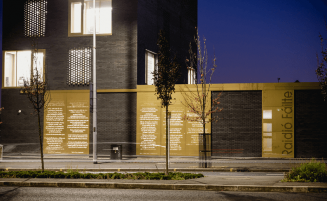 Perforated Screens and Voided Brick